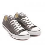 Converse Unisex Charcoal Shoe size 3