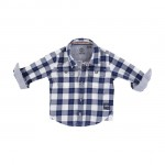 Trois Pommes Checked Shirt