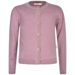 Billieblush Lilac and Gold Cardigan Age 8/10