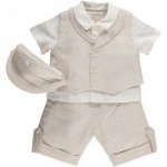 Emile et Rose 3 Piece Boys Set