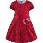 Torres Red Party Dress Age 10