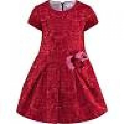 b7c3a7626 Torres Red Party Dress Age 10 | Kids Designer Clothes Northern Ireland |  DKS Designer Kids
