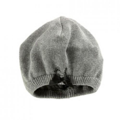 IKKS Grey Knit Beret  d159f294bae